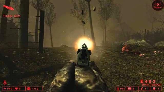 Killing Floor 1 PC Games Gameplay