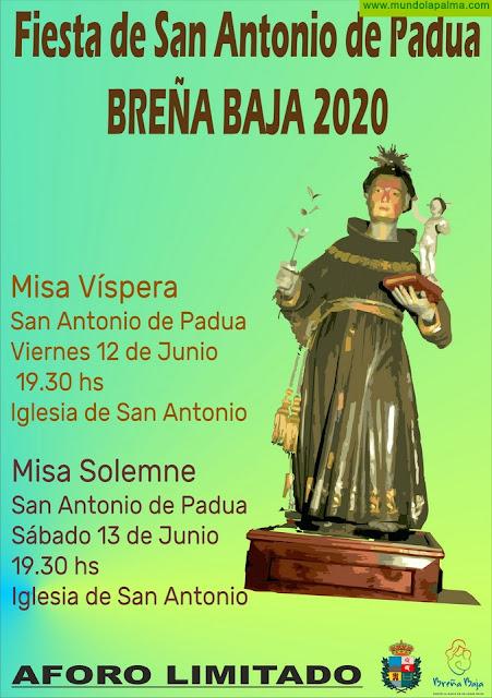 SAN ANTONIO: Celebraciones de San Antonio de Padua