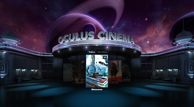 Use 3D Blu-ray movies on Gear VR in Oculus Cinema