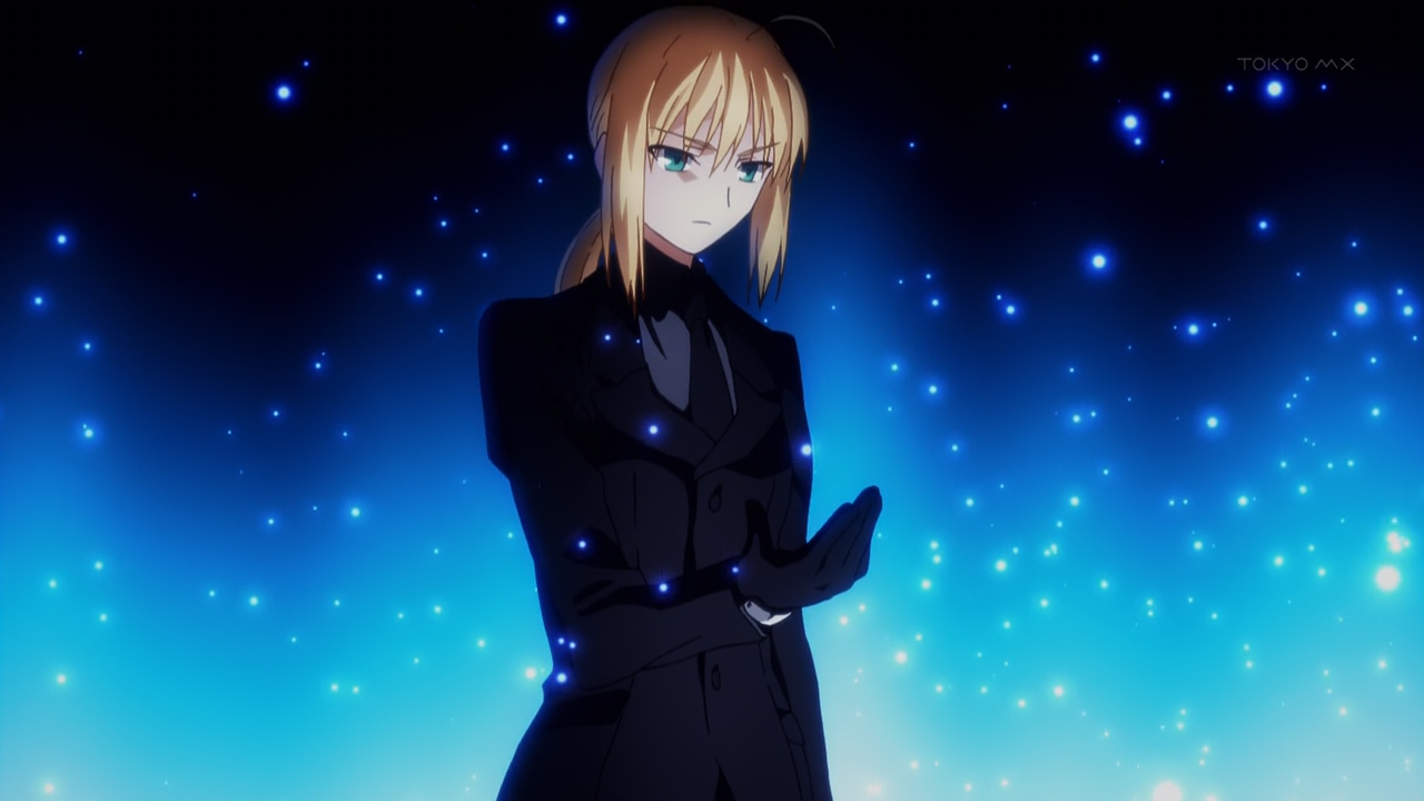 Lilac Anime Reviews: Fate/Zero Review (Japanese)