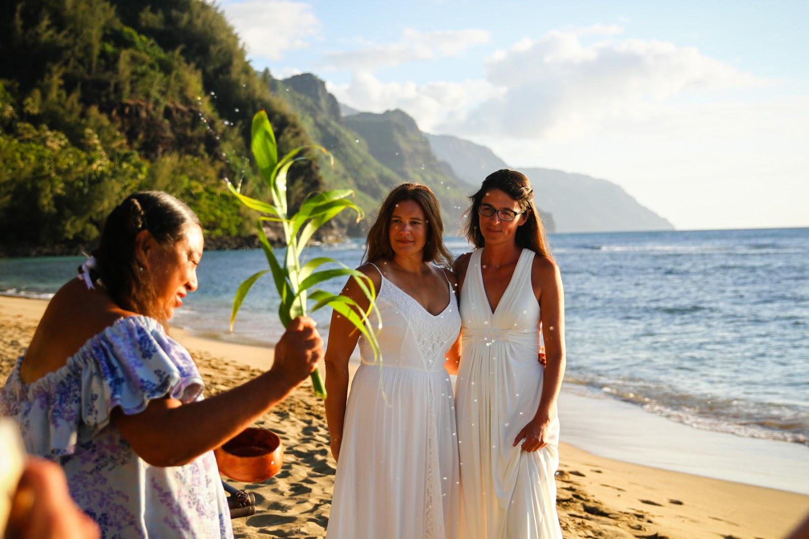 Kauai Photographer The Blog Ke E Beach Wedding W Melissa