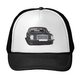 Mercedes-Benz w114 w115 cap hat