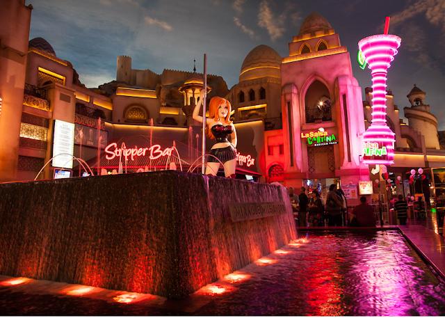 Stripper Bar em Las Vegas