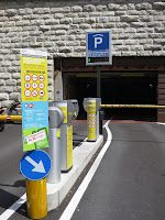 Parking for Cinque Terre at La Spezia