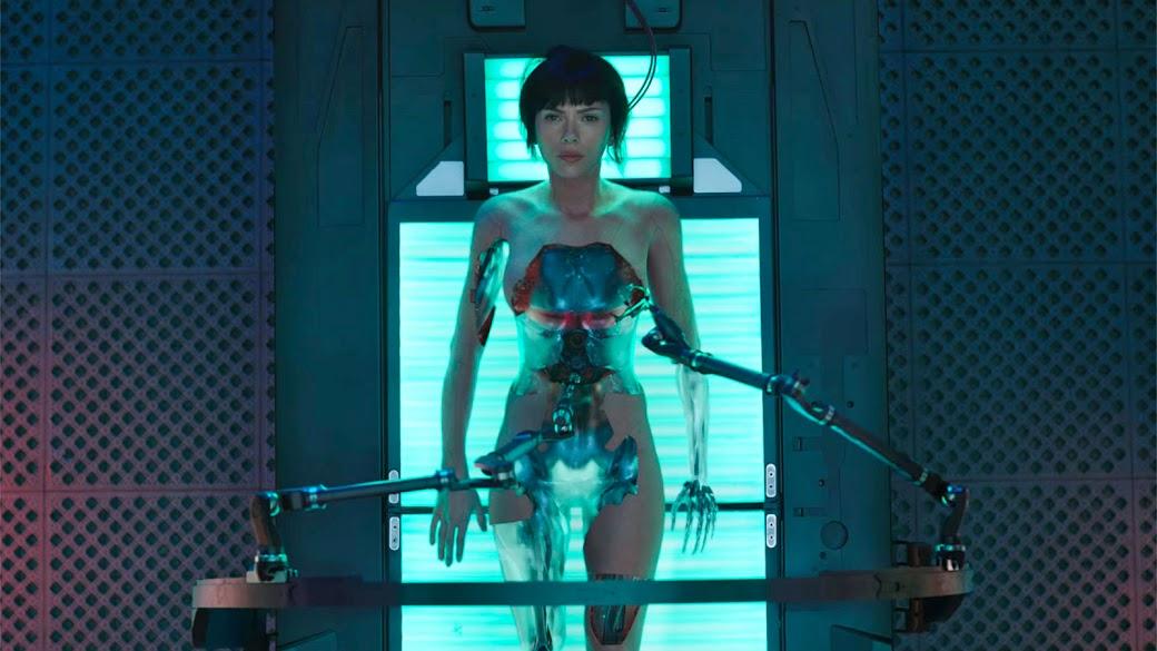 Vigilante do Amanhã | Mais cenas inéditas no trailer internacional da ficção com Scarlett Johansson