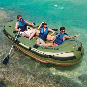 Perahu Karet Bestway voyager