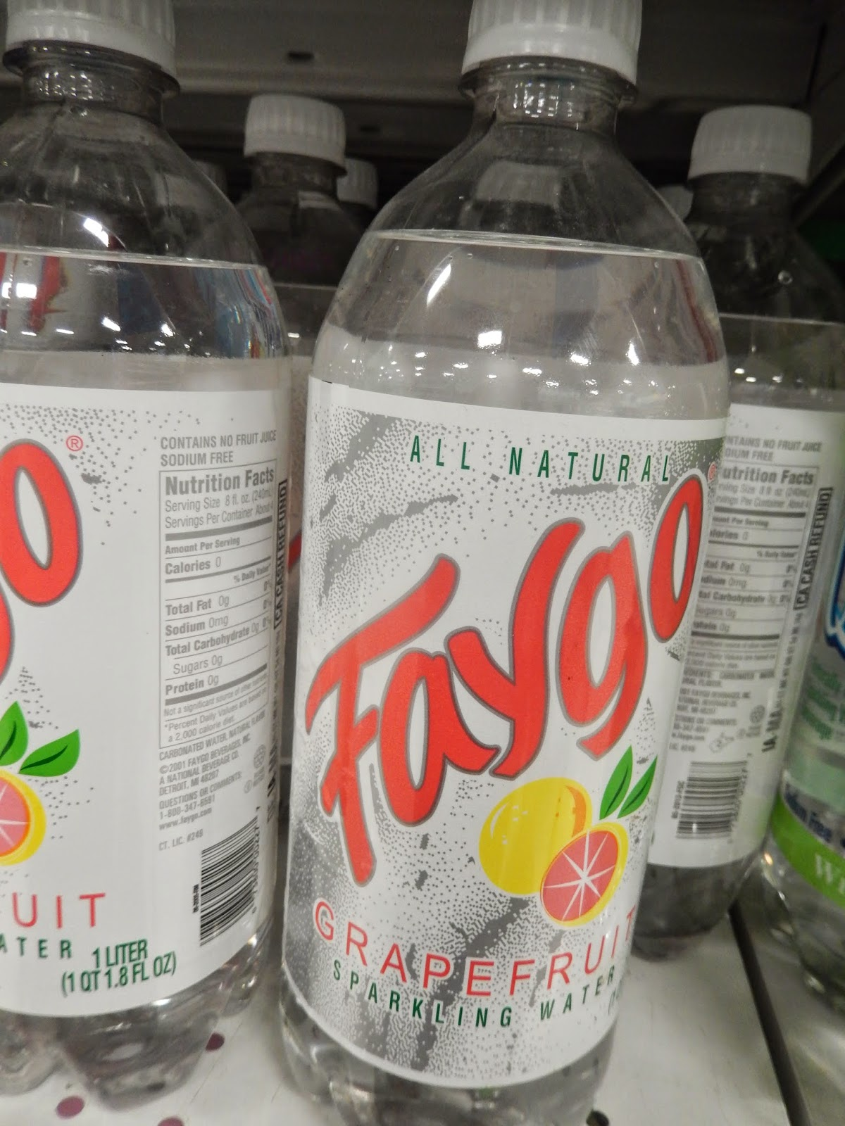 TARYTERRE: PICK UP MY TAB, WATER IS EXPENSIVE
