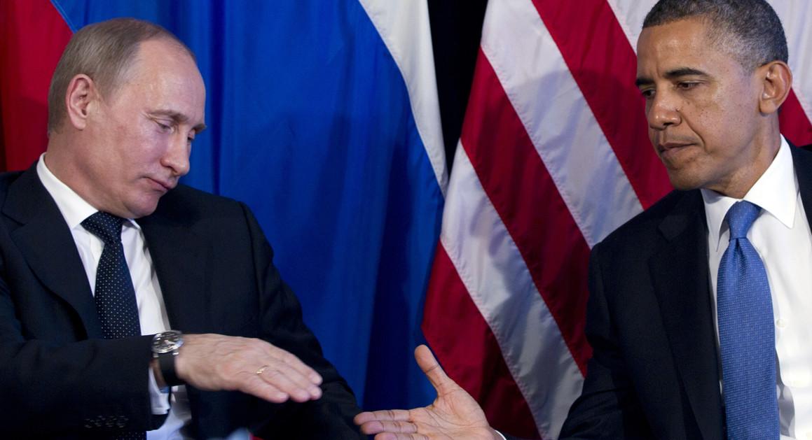 President Barack Obama Expels 35 Russian Diplomats