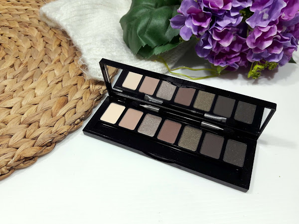W7 Angel Eyes Silky Eye Shadow Palette - Out On The Town