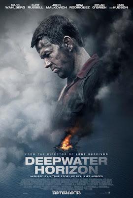 żywioł deepwater horizon film recenzja wahllberg malkovich russell