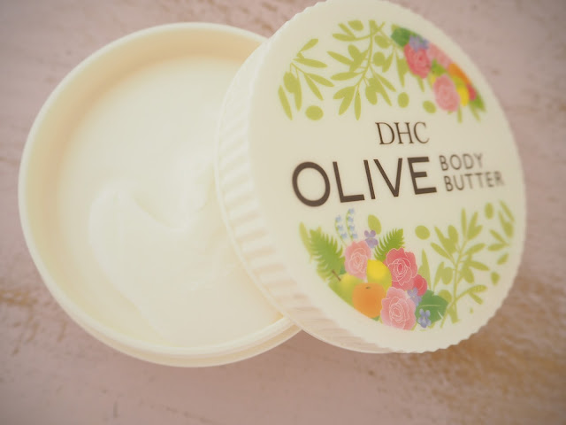 DHC Olive Corn Body Scrub and Polish  |  DHC Olive Body Butter