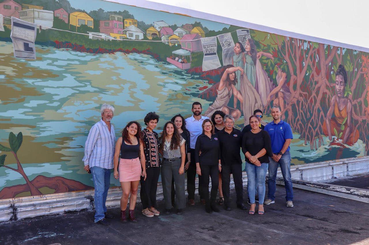 Puerto Rico Art News Blog De Arte Y Cultura Proyecto Reverdece