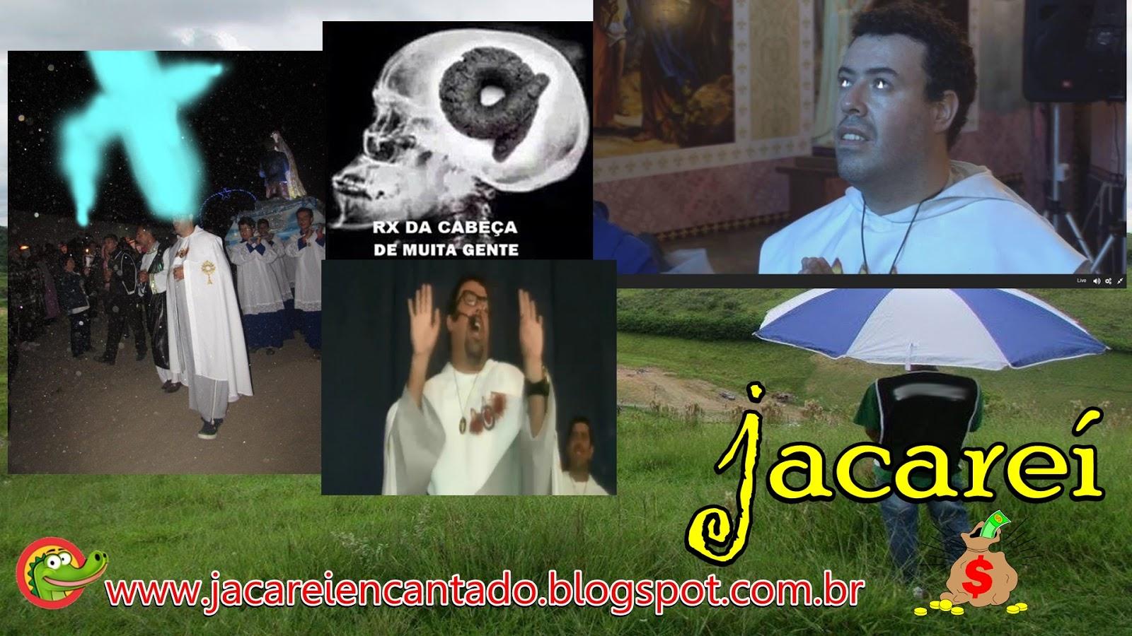 photoshop,blog oficial. www.jacareiencantado,  Santuário das aparições de jacareí SP. Marquinho . Seita Católica . falsas. verdadeiras,   astrólogo. bruxo vidente