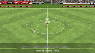 Real Football 18 Apk