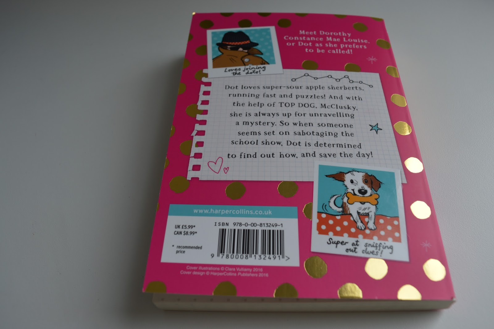 Dotty Detective review