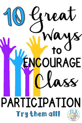 Get full class participation and improve the atmosphere in your classroom with these awesome tips!