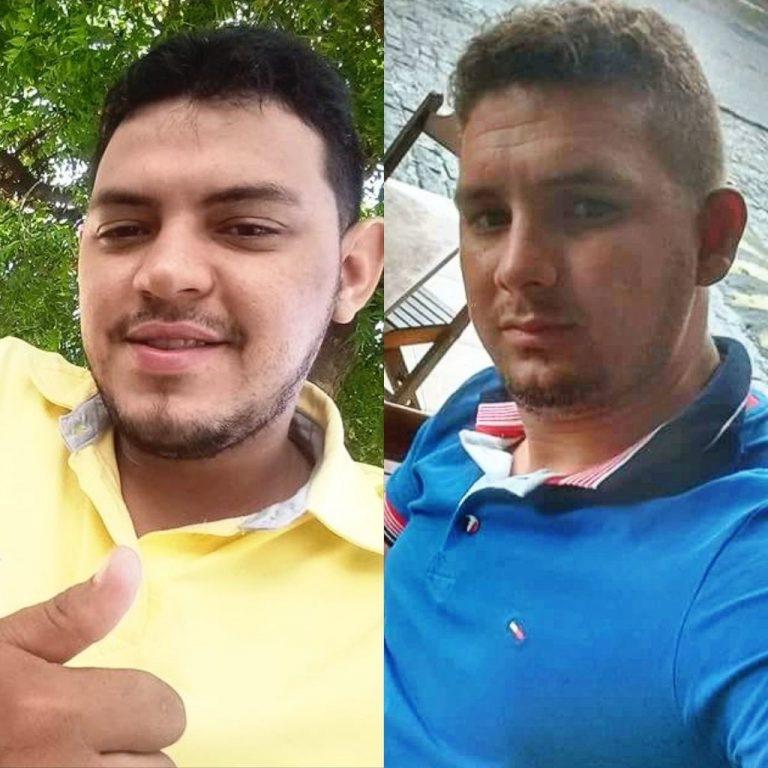 Dois jovens são executados a tiros de noite