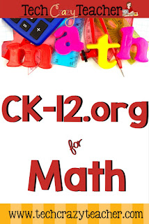 CK-12.org can be helpful for teaching math in the elementary classroom