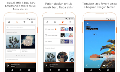 7 Aplikasi Pemutar Musik Di Android  Terbaik Dan Terpopuler