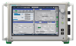 Anritsu's MP1900A BERT is fully equipped for PCIe 4.0 receiver tests