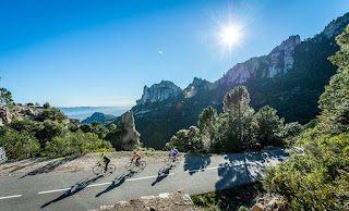 Roadcycling in Catalonia with Montefusco Cycling