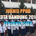 Pendaftaran PPDB Kota Bandung 2018 Jenjang SMP