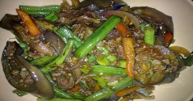 Ginisang Gulay Sa Oyster Sauce Recipe