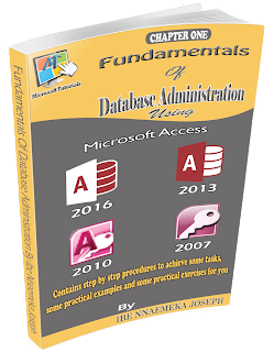 PDF: fundamentals of database administration using ms-excel
