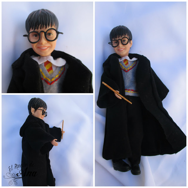 Mis figuras de Harry Potter
