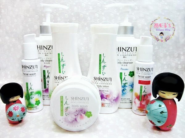 SHINZU'I Skin Lightening & Anti Acne Facial Wash Review 2