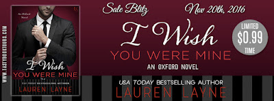 I Wish You Were Mine Sales Blitz!