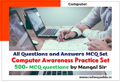 Computer Awareness Multiple Choice Practice Set