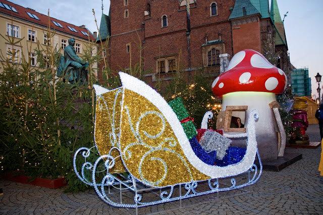 ozdoby świąteczne Wrocław