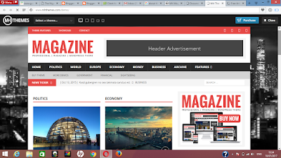MH Magazine WordPress