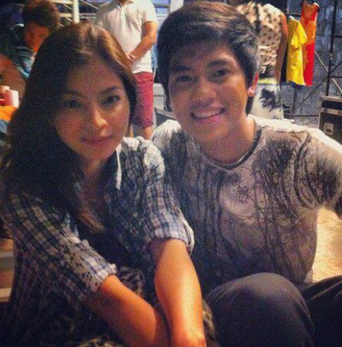 Throwback To The Day Kimpoy Feliciano Talked About How Humble Angel Locsin Is!