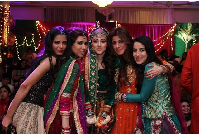 GALLERY, Entertainment, wedding pictures, Complete Wedding pictures of Ainee Jaffari with Faras Rehman,