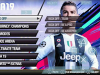 Download FIFA 2019 PSP Game For Android Gratis