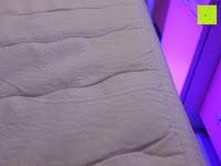 Rand: Matratzentopper Viscoelastisch Matratzenauflage Visco Schaum 90x200cm-180x200cm - verschiedene Größen (140x200 cm)