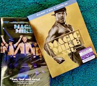 Magic Mike XXL Blu Ray DVD original sequel Channing Tatum muscles