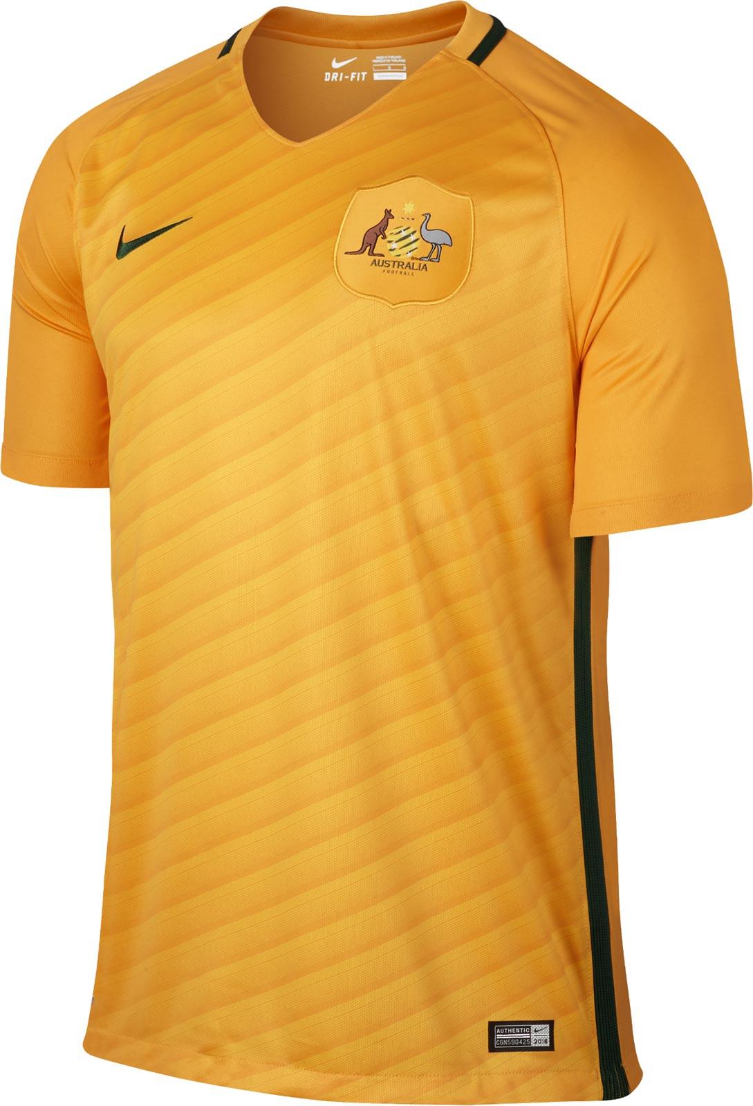 Australia Football Jersey b58d0edd0