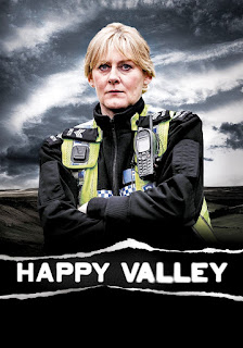 Sarah Lanchashire in Happy Valley
