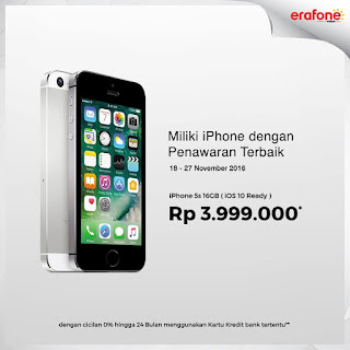 iPhone 5s Promo di Erafone
