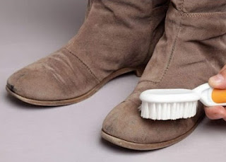 how to clean suede shoes with household products-how to clean suede shoes at home