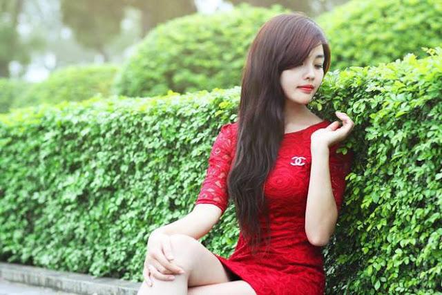 Hot Girl FPT Hà Nội Xinh Tươi Đón Noen 2