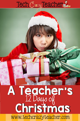 12 Days of Christmas as sung by Teachers