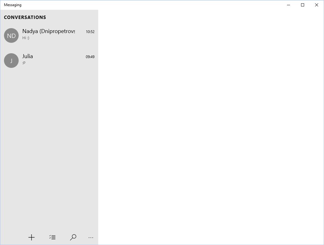 Reviews Of Blah: Windows 10 Microsoft Messaging App: Top 5