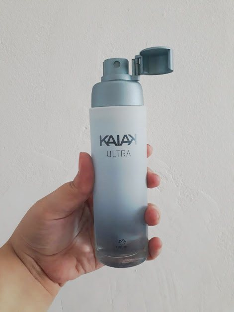 Kaiak Ultra: o Choque Gelado da Natura