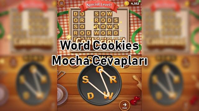 Word Cookies Mocha Cevaplari