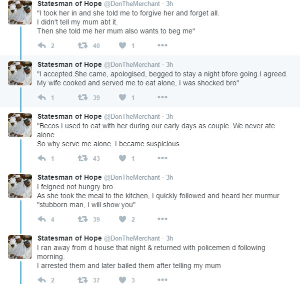 Man recounts shocking divorce story of his Yoruba friend and Anambra wife