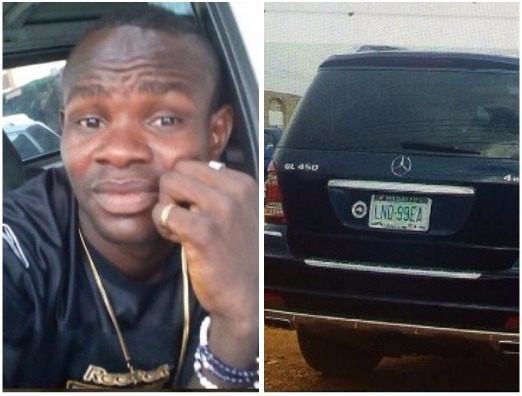 Nigerian lady offers 500,000 naira to whoever locates car stolen by driver